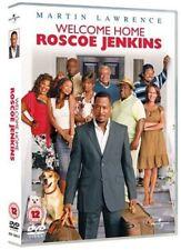 Welcome Home Roscoe Jenkins 5050582556001 With James Earl Jones DVD Region 2
