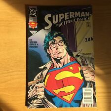 SUPERMAN IN ACTION COMICS N° 692
