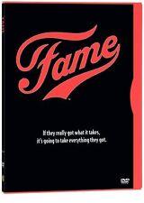 Fame  DVD Alan Parker, Maureen Teefy, Antonia Franceschi, Anne Meara, Irene Cara