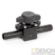"16mm 5/8"" Manual Water & Heater Control Valve, kit car, race, motorhome, van"