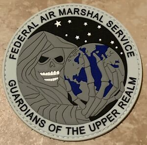 FL NV MN NY CA DC GA PA Federal Air Marshal FAM Guardian Aviation Police Patch