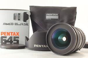 [UNUSED BOX] SMC Pentax FA 645 Zoom 33-55mm f/4.5 AL Lens From Japan