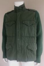 RALPH LAUREN ARMY OLIVE STRADLATER FIELD JACKET SIZE M/L RETAIL £170