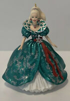 BARBIE DOLL Hallmark Keepsake Christmas Tree 1995 Holiday Ornament Gift