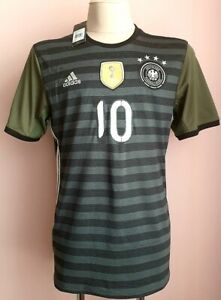 Germany 2016 - 2017 Away football Adidas shirt