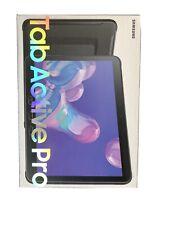"Samsung Galaxy Tab Active Pro SM-T545N 25.6 cm (10.1"") Qualcomm Snapdragon 4 GB"