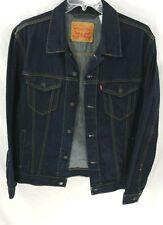 Levis Button-Front  Blue Denim 72334 Jacket XL
