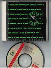 PINK FLOYD-ROGER WATERS Radio KAOS JAPAN CD 32DP781 1987 issue w/price 3200JPY