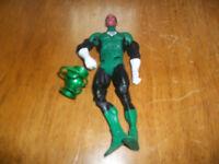 DC Comics Green Lantern's LIght Sinestro Loose  6''