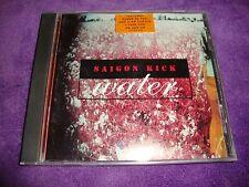 SAIGON KICK cd WATER free US shipping