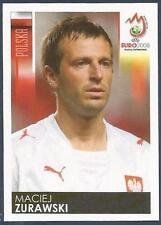 PANINI EURO 2008- #251-POLSKA-POLAND-MACIEJ ZURAWSKI