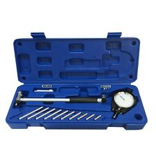 "2 - 6'' Precision Engine Cylinder Hole Dial Indicator Bore Gage Set 0.0005"" GRAD"