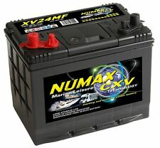 80amp/XV24/L85 Deep Cycle Leisure/Marine Battery for motorhome/ Boat