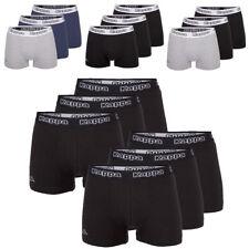 Kappa Boxer-Short, Herren Unterhosen, Unterwäsche, Slip, S - 4XL, 3 oder 6 Pack