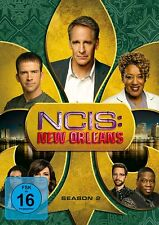 NCIS: NEW ORLEANS-STAFFEL 2 -    DVD NEU