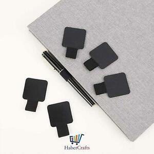 Habercrafts Black Pen Loop Pencil Holder For Notebook & Diaries - Fits Any Book