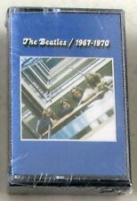 THE BEATLES - 1967-1970 - 2 Musicassette - 2 Cassette Tape MC K7 Sealed