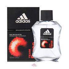 Team Force by Adidas 3.4oz/100ml Eau de Toilette Spray for Men New In Box