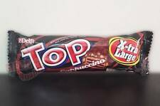 TOP Cappucino MILK CHOCOLATE CARAMEL RICE CRISPIES WAFER CREAM X-tra Large 45g