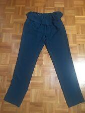 Pantaloni Dixie Colore Verde Petrolio M