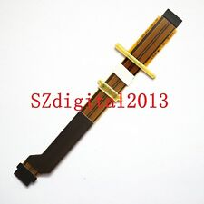 NEW Viewfinder Eyepiece LCD Flex Cable For Sony HXR-NX5 HDR-AX2000E Repair Part