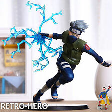 Naruto Figur Kakashi Hatake Raikiri -Sharingan Anime Manga Ninja Lightning Blade