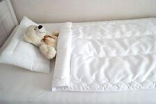 Babyset Sommerset Baby Set Leichte Decke mit Kissen Wellensteppung 100x135 40x60