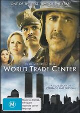 WORLD TRADE CENTER (Nicolas CAGE Michael PENA) True Story DVD NEW Reg 4 Centre