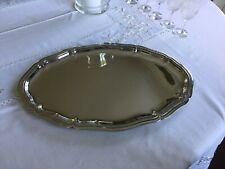 Grand plat ovale - Bouillet Bourdelle uginium France