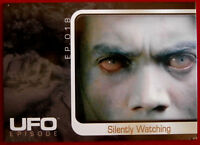 UFO - Individual Base Card #073 - The Sound Of Silence - Silently Watching