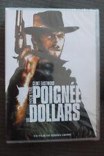 DVD western pour une poignée de dollars 1964 neuf emballé FR clint eastwood