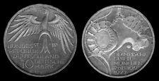 Münze · 10 DM · Olympische Spiele München 26.8.-10.9. · 1972 · F · 24