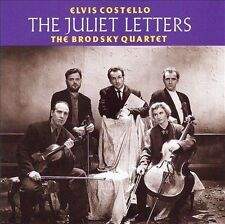 ELVIS COSTELLO/THE BRODSKY QUARTET - The Juliet Letters ** Like New - CD **