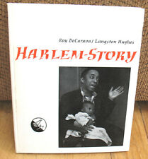 Roy DeCarava Langston Hughes Harlem Story The Sweet Flypaper Of Life German ED
