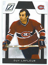 10-11 Panini Zenith #129 Guy Lafleur Legends SP