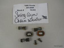 1986 Honda XR600R Swing Arm Chain Guide Mount