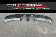 VW Golf 6 R R20 Carbon Spoiler Diffusor Heckansatz Heck Heckschürze hinten Neu