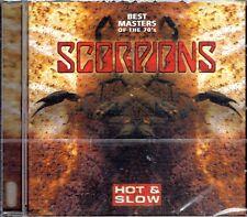 CD - SCORPIONS - Hot & Slow