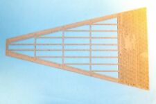 LASER CUT 40' timber trestle bridge N SCALE # 0388-40