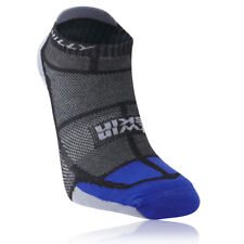 Hilly Twin Skin Mens Tactel Running Training Anklet Trainer Socklet Socks XL