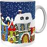 metALUm Kaffeebecher / Kaffeepott / Kaffeetasse Weihnachten 0125