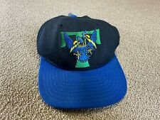 Trenton Thunder Hat New Era Snapback Cap Minor League Baseball jersey shirt VTG
