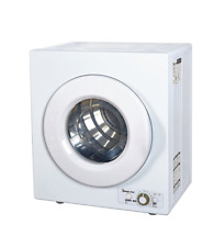 Magic Chef Mcsdry 1S 2.6 Cu-Ft. Laundry Dryer White