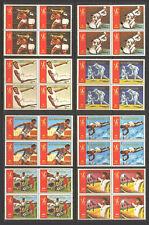 New listing RAB656 Sports Olympics Boxing Judo Fencing Soccer 32v MNH 1978 CV 16 eur
