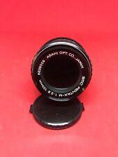Pentax 100mm f/2.8 SMC Portrait Lens