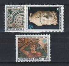 CHYPRE Yvert n° 563/565 neuf sans charnière