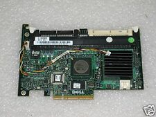 Dell Poweredge 2950 PERC 5i SAS RAID Controller Card JC881 TU005