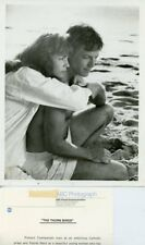 RICHARD CHAMBERLAIN RACHEL WARD THE THORN BIRDS ORIGINAL 1983 ABC TV PHOTO