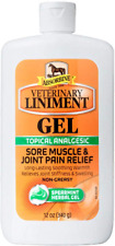 Absorbine Veterinary Liniment Gel 12 Ounce