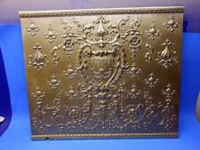 RARE 100th Anniversary National Cash Register Model No 2114-1306-7100 Back Plate